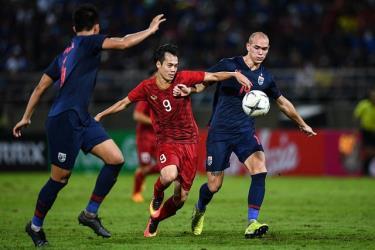 VFF dời lịch thi đấu V-League để tạo điều kiện cho đội tuyển Việt Nam