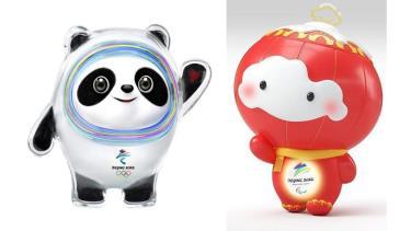 Linh vật Olympic và Paralympic mùa Đông 2022.