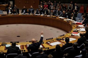 Nga lần thứ 13 bỏ phiếu phủ quyết về Syria.