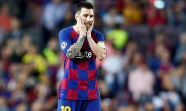 Làm mọi cách để rời Barca, nhưng Messi đang dần ở thế bất lợi.