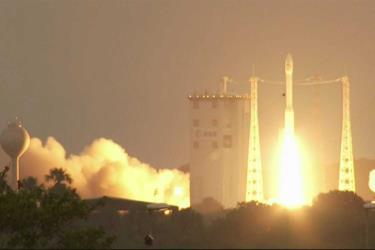 Vệ tinh an ninh Napa-1 được phóng từ Trung tâm Vũ trụ Guiana.