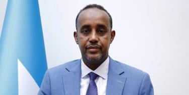 Tân Thủ tướng Somalia Mohamed Hussein Roble