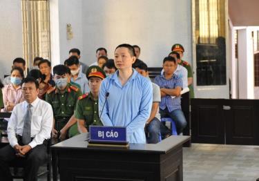 Bị cáo Chu Ngọc Hải tại phiên xét xử phúc thẩm