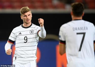 Đức sẽ đối đầu với Thụy Sĩ.