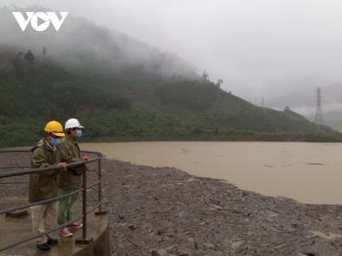 Hồ thủy điện Đắc mi 4, tỉnh Quảng Nam.