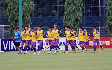 Hành trình tham dự vòng loại U23 châu Á 2022 của U23 Việt Nam sẽ có những thay đổi.