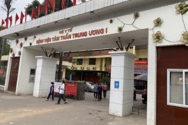 Bệnh viện Tâm thần trung ương I
