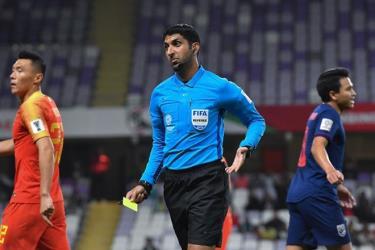 Ông Hassan từng điều khiển trận Trung Quốc gặp Thái Lan ở vòng 1/8 Asian Cup 2019.