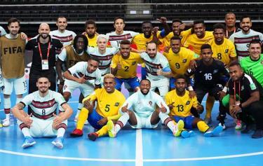 Bồ Đào Nha là 1 trong đội 4 giành vé sớm dự vòng 1/8.