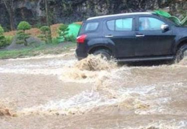 Khu vực Hà Nội từ nay đến ngày 20/9 có lúc có mưa rào và dông, cục bộ có mưa vừa, mưa to.