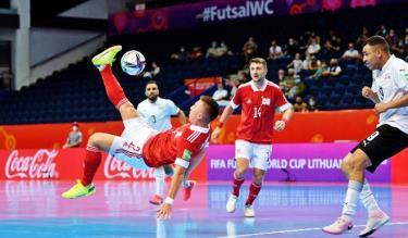 Tuyển Nga có 3 trận toàn thắng ở vòng bảng nhưng khẳng định vẫn dành sự tôn trọng trước thềm đối đầu với Việt Nam.