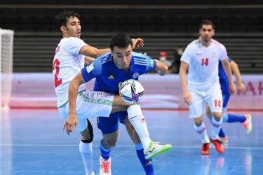 Đánh bại Iran 3-2, Kazakhstan vào bán kết gặp Bồ Đào Nha.