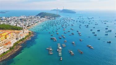 Từ ngày 20/11, Phú Quốc sẽ tổ chức đón từ 1 đến 3 chuyến bay thuê bao đầu tiên.