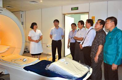 Bệnh viện Đa khoa tỉnh được đầu tư nhiều trang thiết bị y tế hiện đại. Bệnh viện cũng là đơn vị thực hiện tự chủ với khả năng xã hội hóa cao.