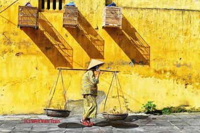 """""""Hồn của phố cổ"""" của Việt Văn, chung kết Urban Photo Awards (Italia)."""