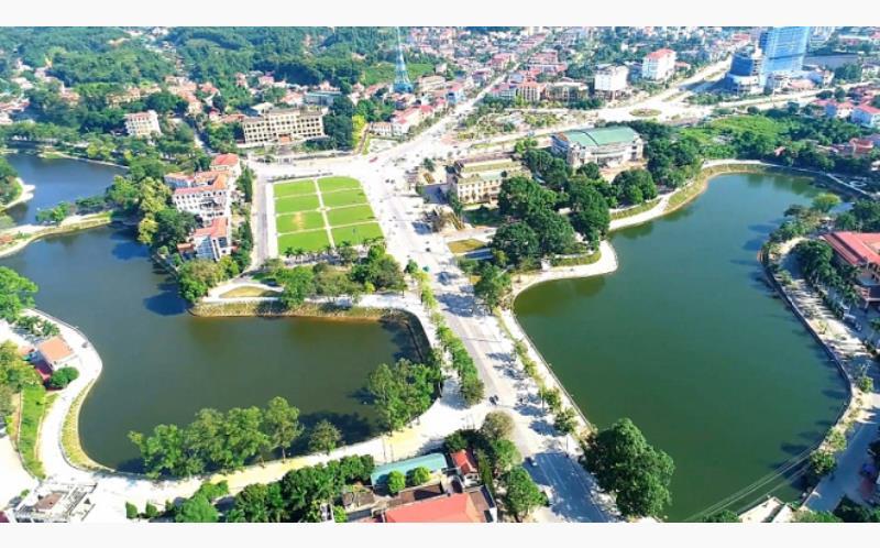 Trung tâm thành phố Yên Bái (ảnh minh họa)